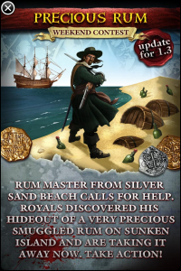 Pirates of the Caribbean : Master of the Seas ? Weekend Contest