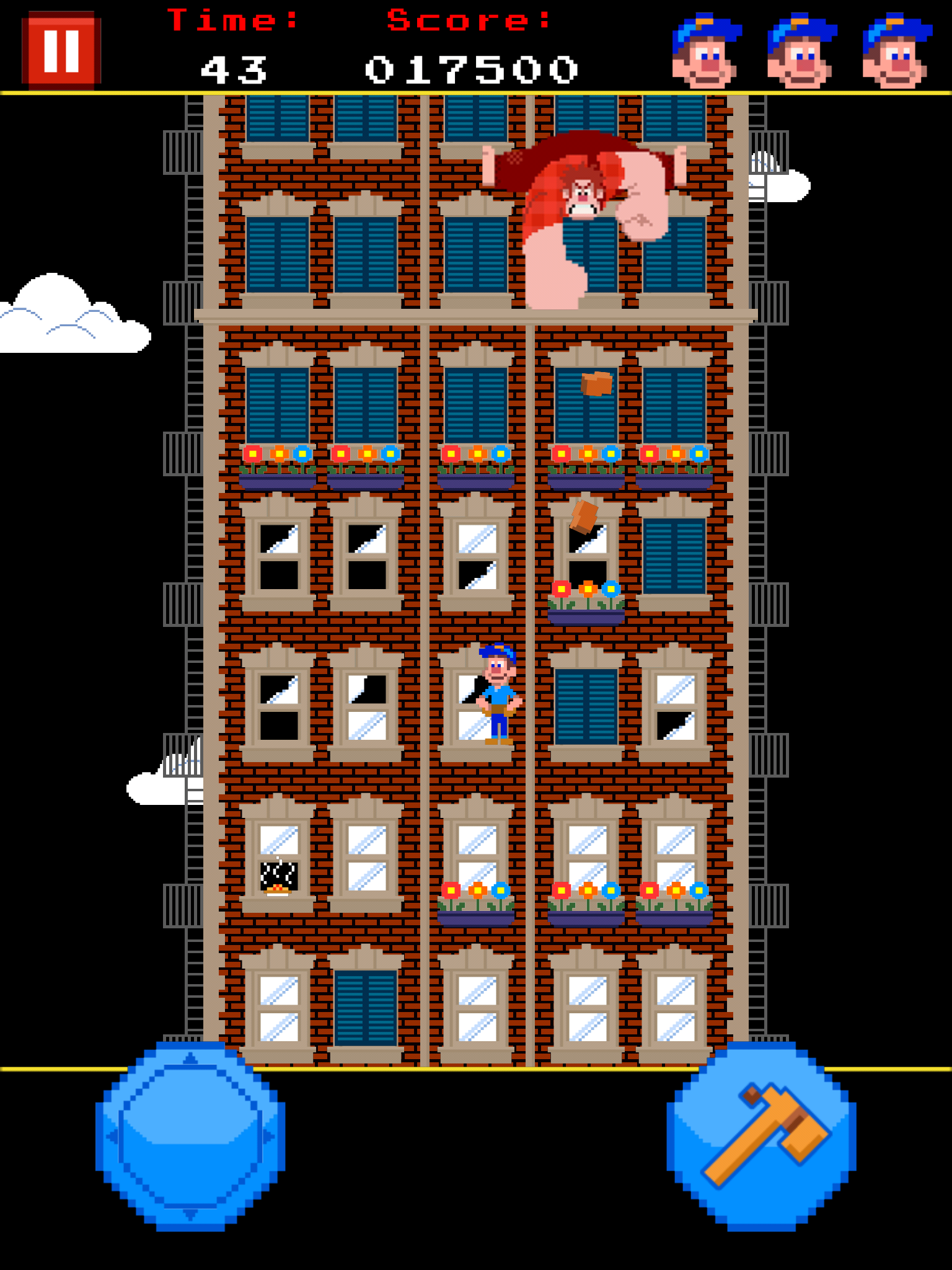 wreck it ralph app turbo time android