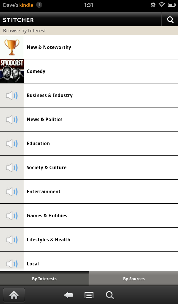Internet radio and podcast app for kindle fire mobilemouse net